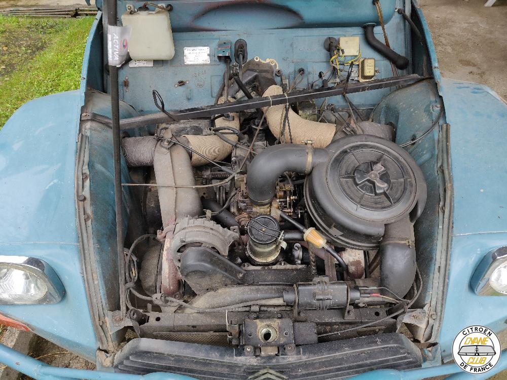 Vue d'ensemble du moteur